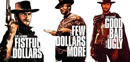 Sergio Leone la trilogia del dollaro banner 4