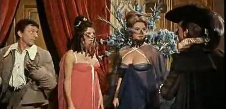 Sylva Koscina Cyrano e D'Artagnan