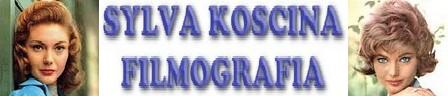 Sylva Koscina filmografia