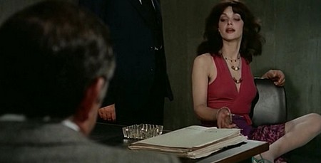 Tina Aumont Cadaveri eccellenti