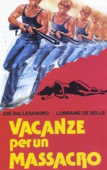 Vacanze per un massacro locandina