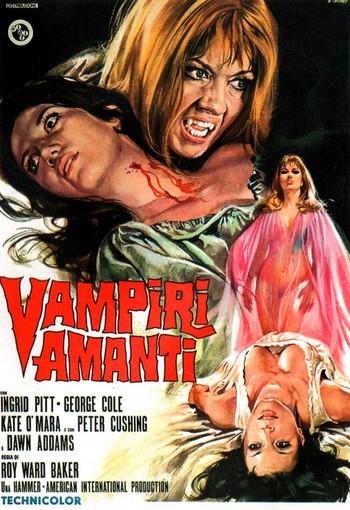 Vampiri amanti locandina 0