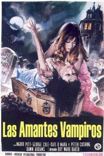 Vampiri amanti locandina 2