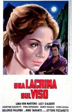 1 Una lacrima sul viso (1964) locandina