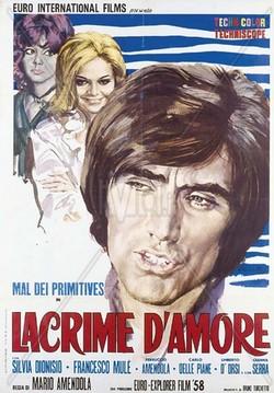 12 Lacrime d'amore (1970) locandina