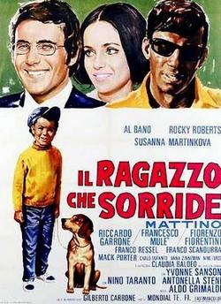 14 Il ragazzo che sorride (1968) locandina