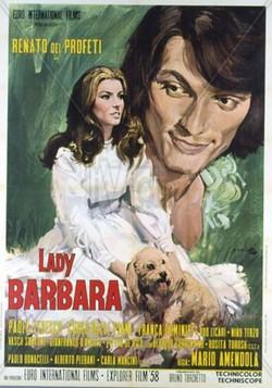 15 Lady Barbara (1970) locandina