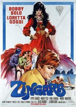 15 Zingara (1969) locandina