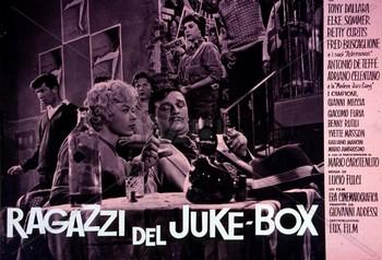 16 I ragazzi del juke-box (1959) lobby card