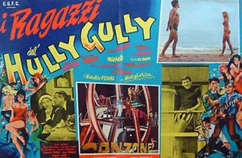19 I ragazzi dell'Hully Gully (1964) lobby card