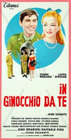 2 In ginocchio da te (1964) locandina