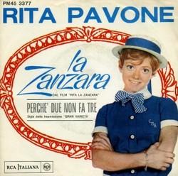 3 Rita la zanzara (1966) disco