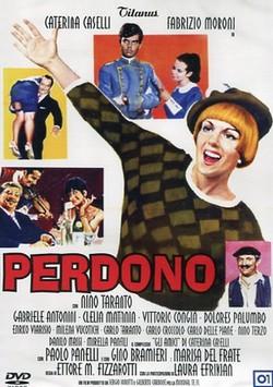 4 Perdono (1966) locandina
