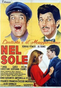 5 Nel sole (1967) locandina