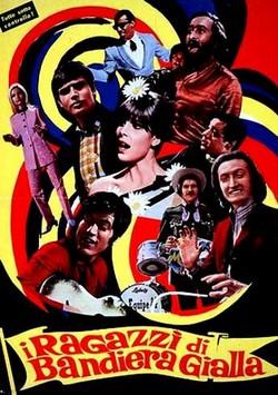 6 I ragazzi di Bandiera Gialla (1967) locandina