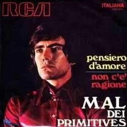 7 Pensiero d'amore (1969) disco