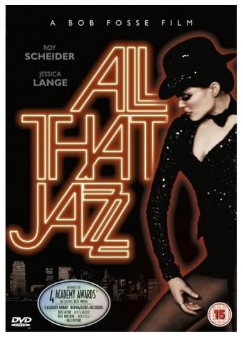 All that jazz locandina 2