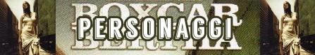 America 1929 banner personaggi