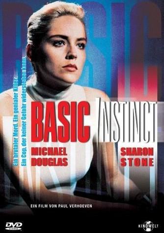 Basic instinct locandina 2