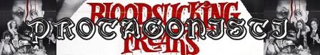 Bloodsucking freaks banner protagonisti