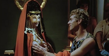 Orgia scena da Caligola