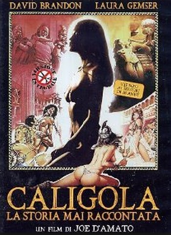 Caligola la storia mai raccontata locandina