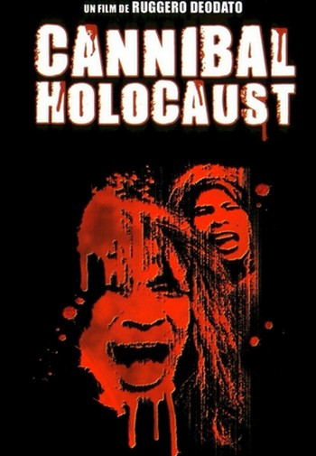 Cannibal holocaust locandina