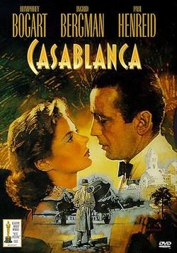 Casablanca locandina