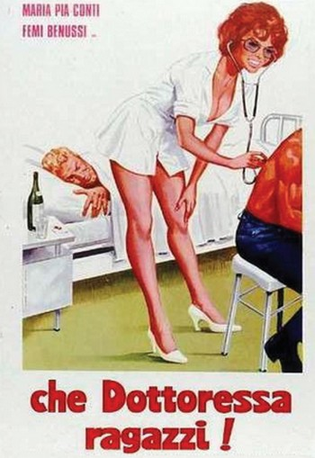 Che dottoressa ragazzi locandina