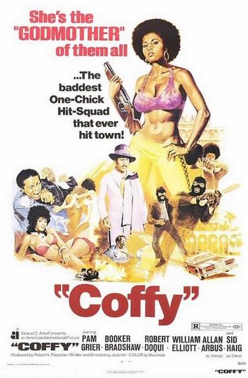 Coffy locandina
