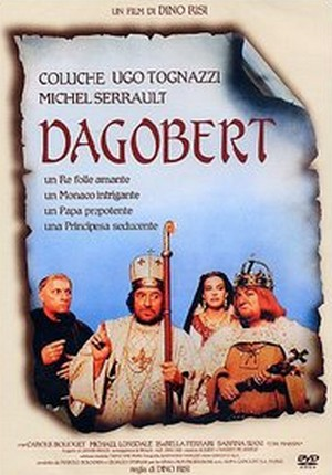 Dagobert locandina
