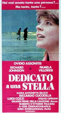 Dedicato a una stella (1976) locandina