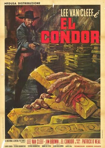 El condor locandina 1