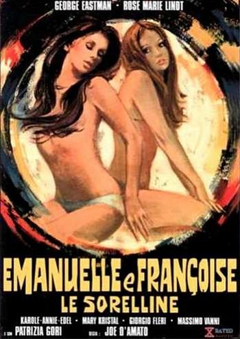 Emanuelle e Francoise le sorelline locandina
