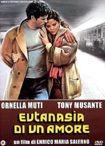 Eutanasia di un amore locandina