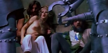 Flesh Gordon, andata e ritorno dal pianeta Porno 3