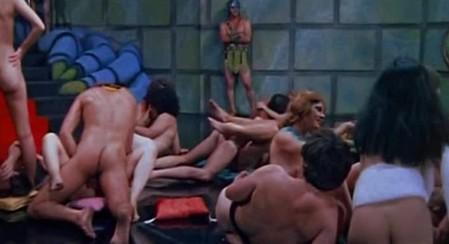 Flesh Gordon, andata e ritorno dal pianeta Porno 8