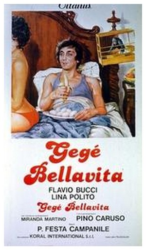 Gege Bellavita locandina