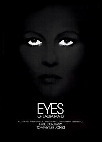 Gli occhi di Laura Mars locandina