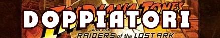 I predatori dell'arca perduta banner doppiatori