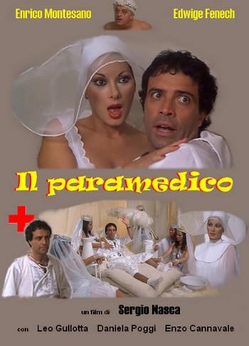 Il paramedico locandina