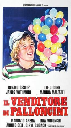 Il venditore di palloncini (1975) locandina