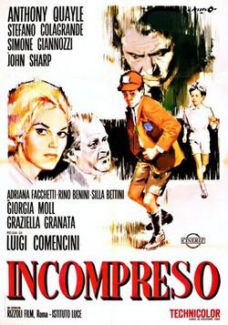 Incompreso - Vita col figlio (1966) locandina