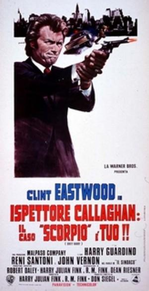 Ispettore Callaghan il caso Scorpio è tuo locandina