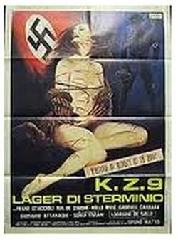 KZ9 - Lager di Sterminio locandina 2