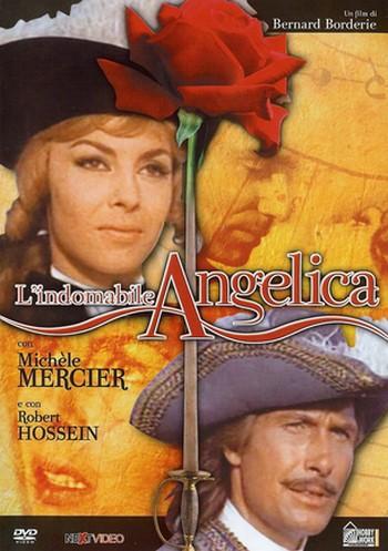 L'indomabile Angelica locandina 1