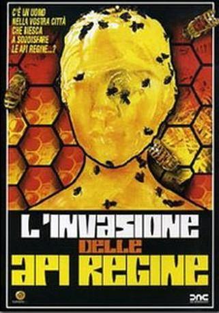L'invasione delle api regine locandina 3