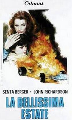 La bellissima estate (1974) locandina