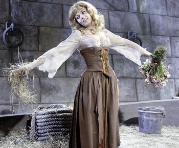 La meravigliosa Angelica foto 2