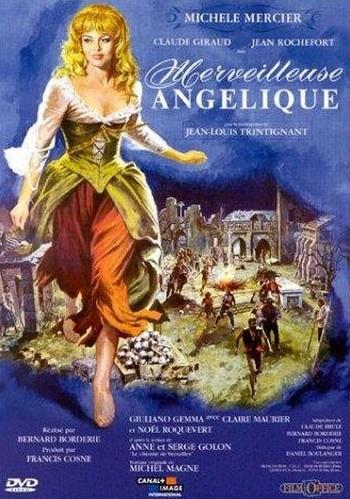 La meravigliosa Angelica locandina 1